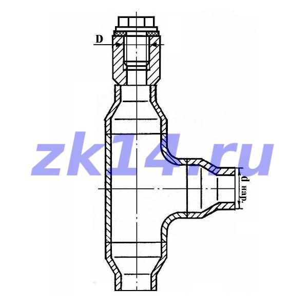 Расширитель угловой ЗК4-1-8-95
