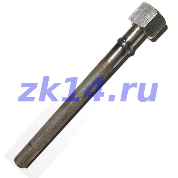 70-МП Трубка импульсная прямая, L=200мм