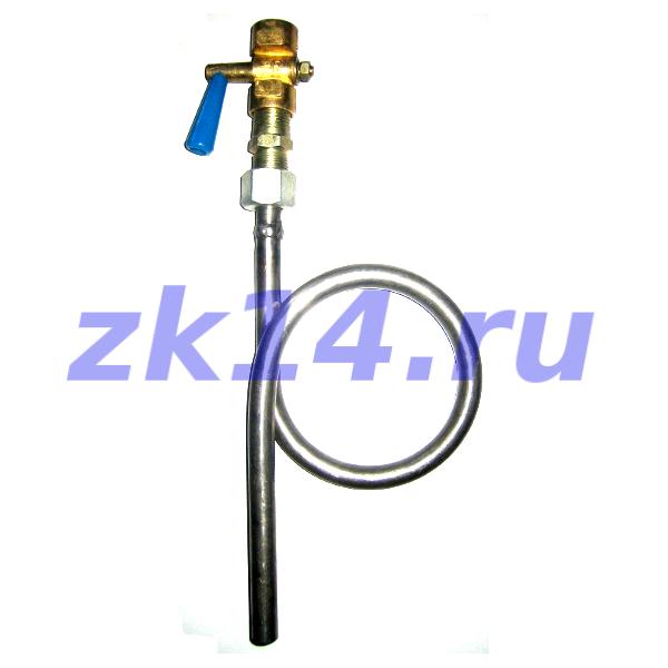 Закладная конструкция ЗК14-2-3-02 уст.1в 1,6-225-Ст.20-МП(11Б38бк) отборное устройство давления прямое на t свыше 70°С, Pу1,6МПа